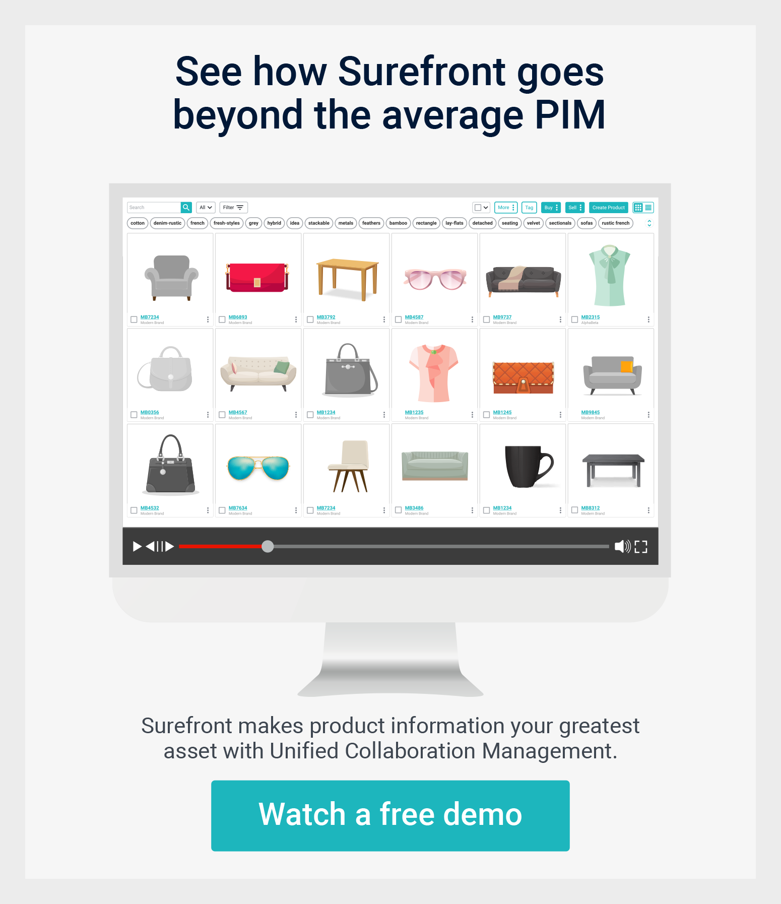 Product Information Manangement (PIM) Software Demo