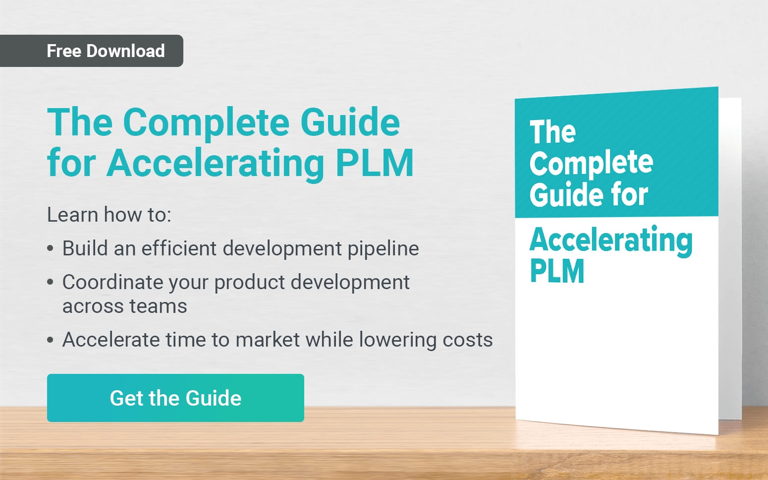 The Complete Guide for Accelerating PLM CTA