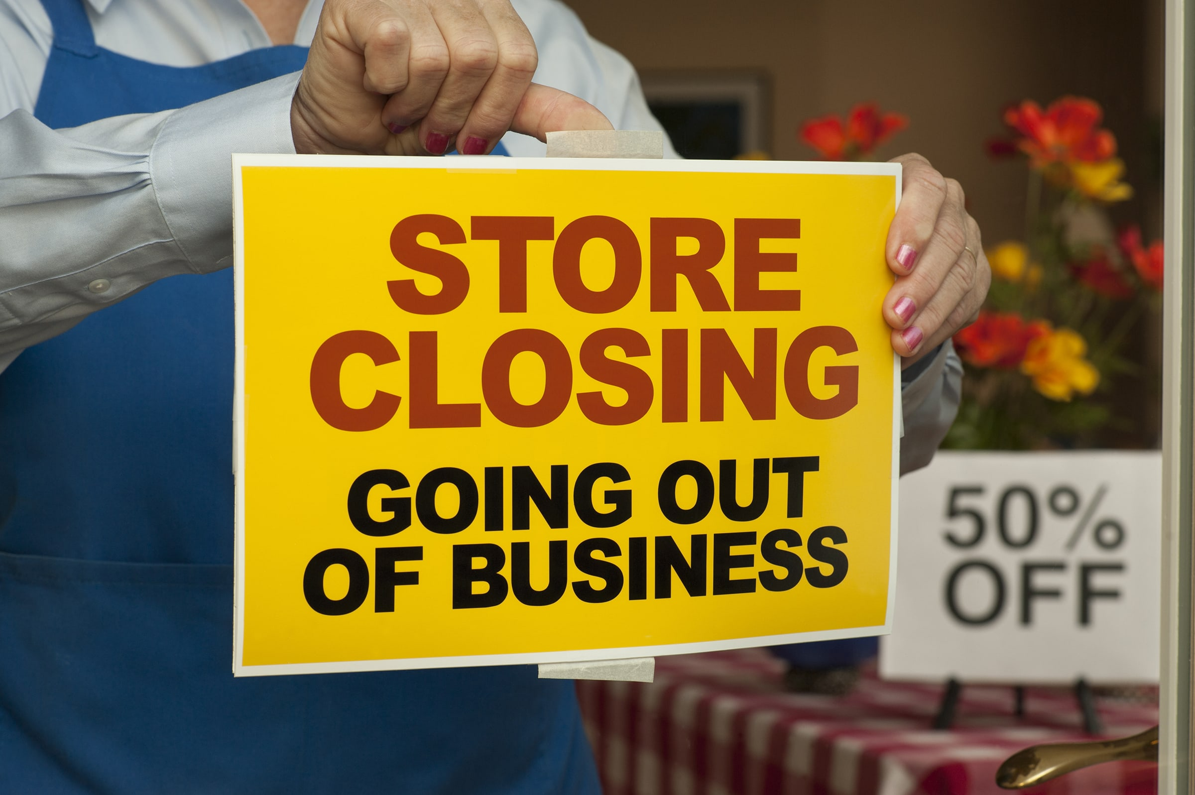 Retailers are Closing But Is there More Than Amazon To Blame?