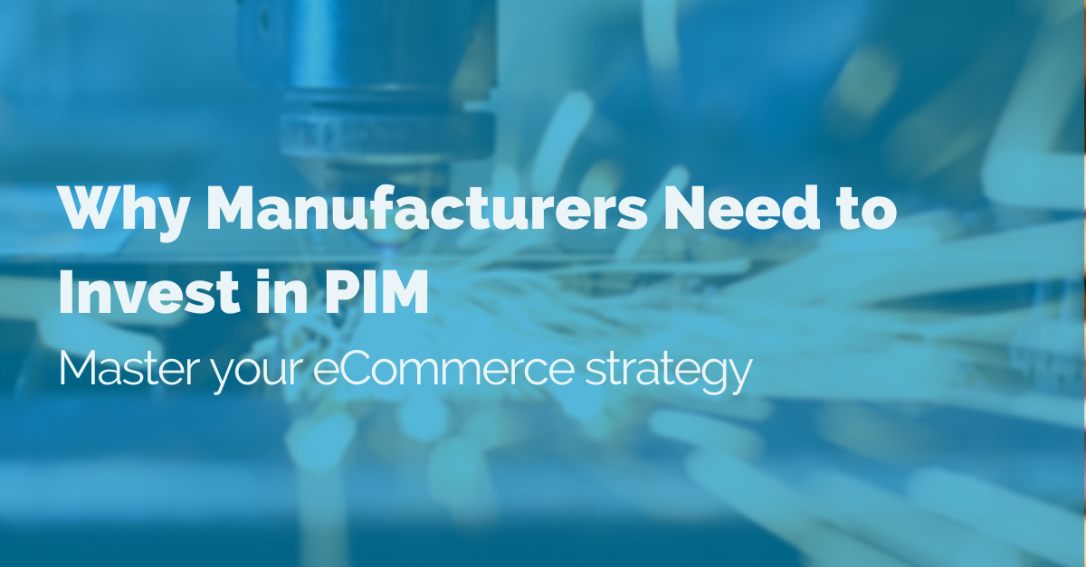 Why you need PIM software